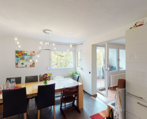 553 - Moderne 3-Zimmerwohnung in attraktiver Lage von Stuttgart-Neugereut - Heckenlau Immobilien - Makler für den Verkauf von Wohnimmobilien in Stuttgart