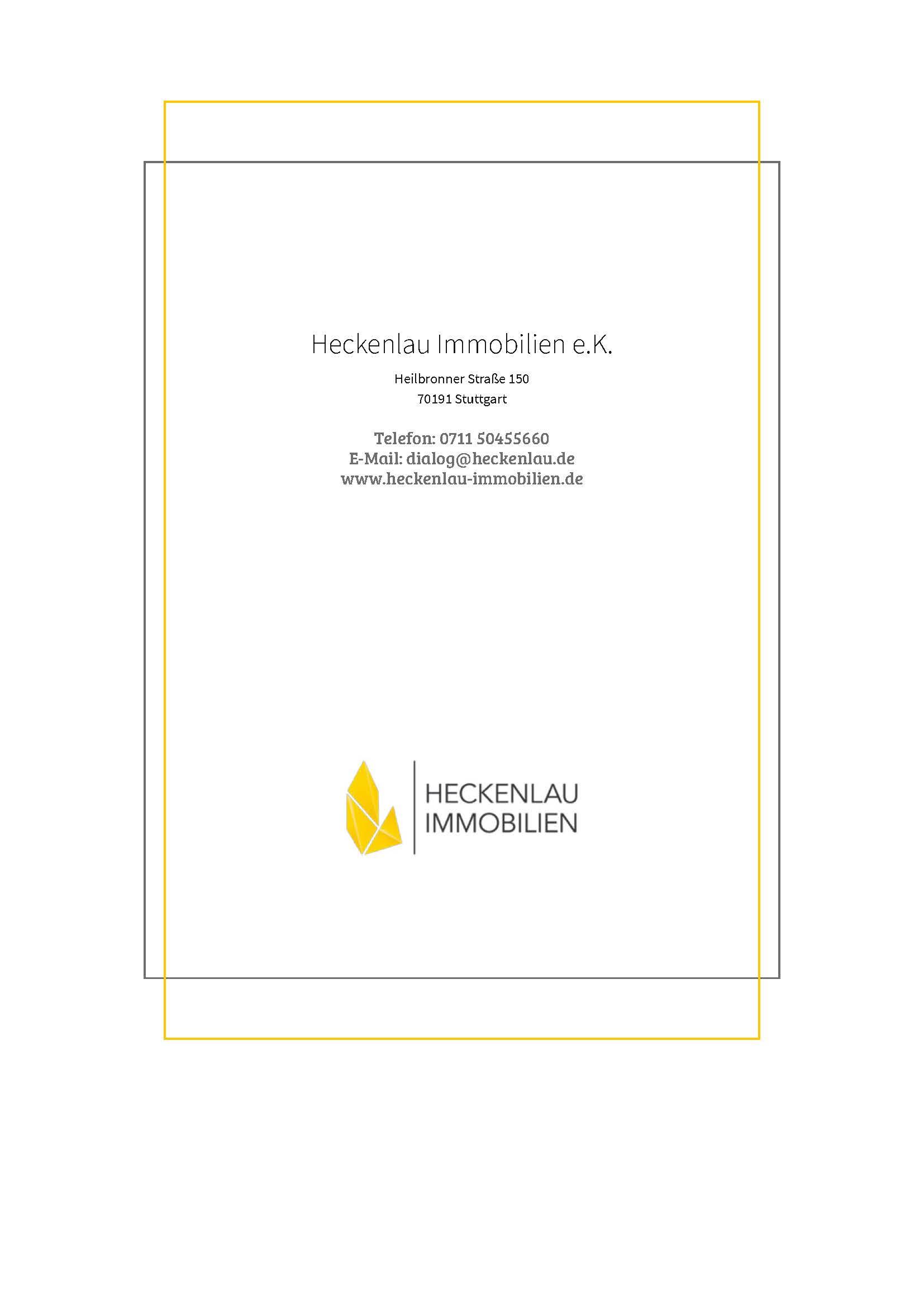 Aufbereitung der Immobilie - Checkliste von Heckenlau Immobilien - Makler für den Verkauf von Wohnimmobilien in Stuttgart