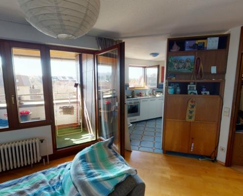 555 - Schönes Apartment zur Kapitalanlage in attraktiver Lage von Korntal - Heckenlau Immobilien - Makler für den Verkauf von Wohnimmobilien in Stuttgart