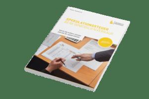 Spekulationssteuer - Ratgeber von Heckenlau Immobilien - Makler für den Verkauf von Wohnimmobilien in Stuttgart