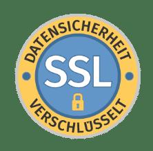 Datensicherheit verschlüsselt SSL