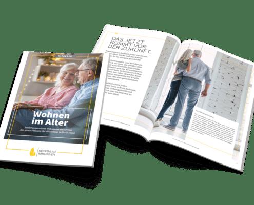 Wohnen im Alter - Ratgeber von Heckenlau Immobilien - Makler für den Verkauf von Wohnimmobilien in Stuttgart
